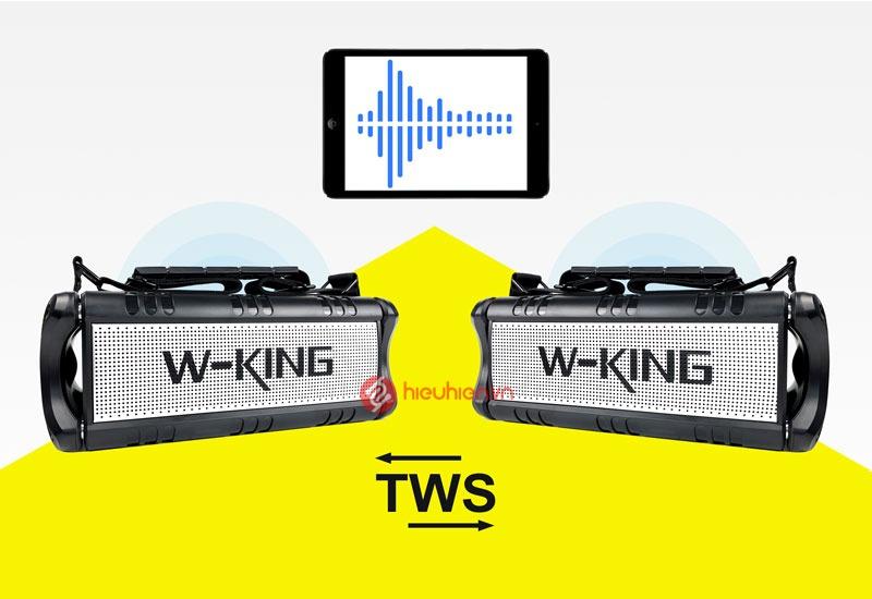 Tích hợp công nghệ hiện đại, TWS ghép đôi loa