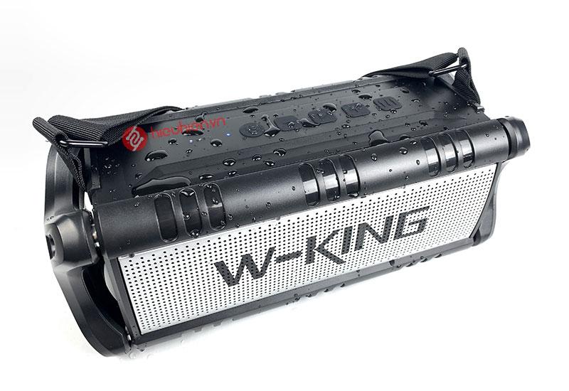 WKing D8 là chiếc loa bluetooth nghe nhạc Chuẩn chống nước IPX5