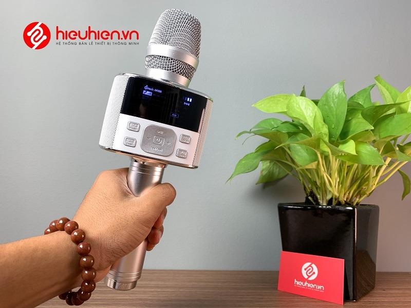 miracle m100 micro karaoke bluetooth han quoc