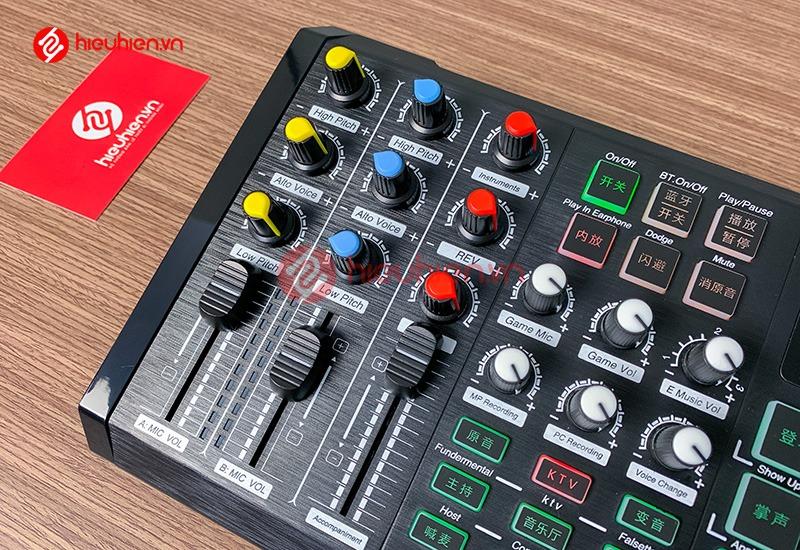 Sound Card T08
