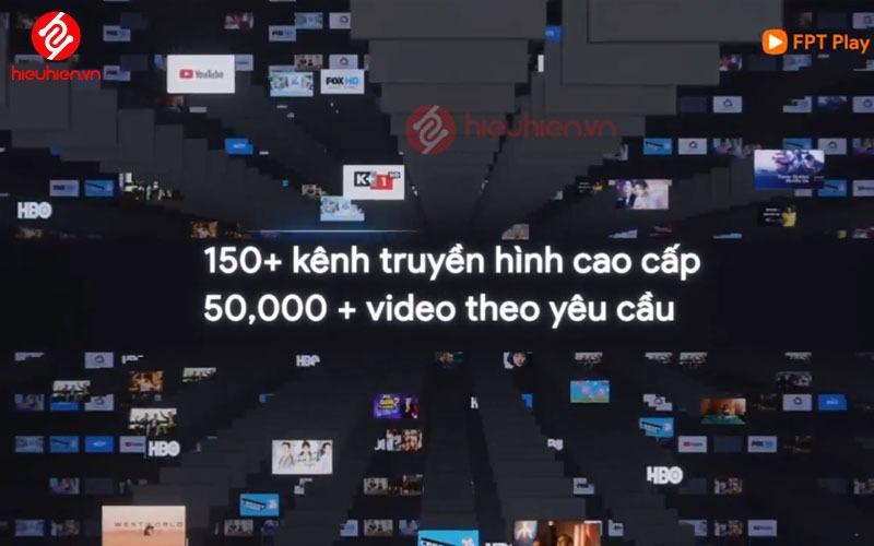 kenh truyen hinh tren fpt play box+ 2020