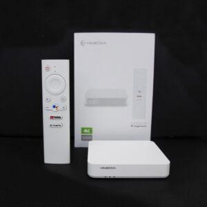 himedia s500 android tv điều khiển giọng nói - hộp sản phẩm