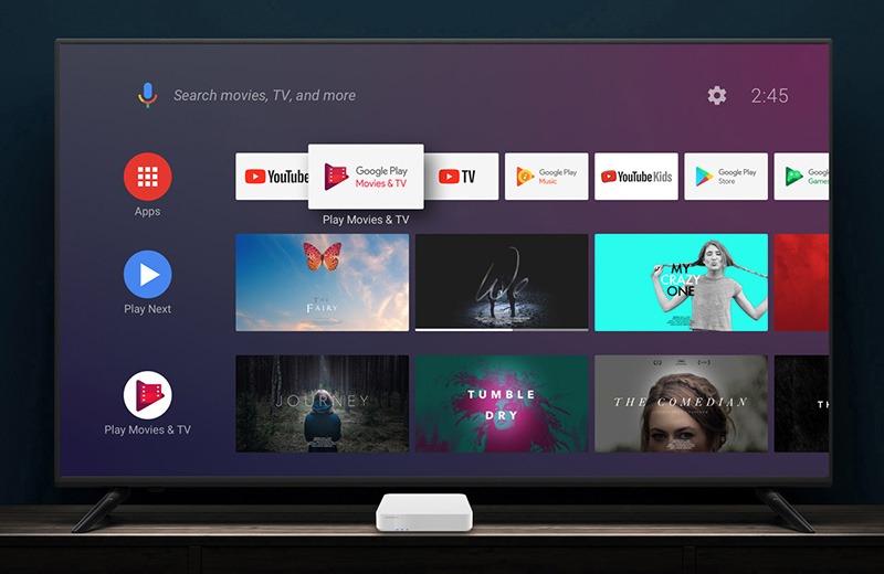 himedia s500 android tv điều khiển tìm kiếm bằng giọng nói tiếng việt - android tv chính chủ