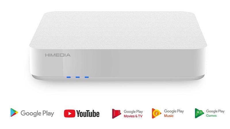 himedia s500 android tv điều khiển tìm kiếm bằng giọng nói tiếng việt - goolge play