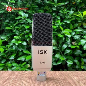 micro thu âm isk s700 mic hát livestream hát karaoke cao cấp 2020
