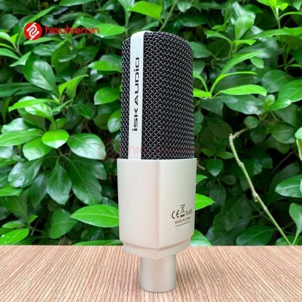 micro thu âm isk s700 mic hát livestream hát karaoke cao cấp - hình 03