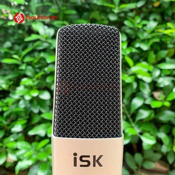 micro thu âm isk s700 mic hát livestream hát karaoke cao cấp - hình 04