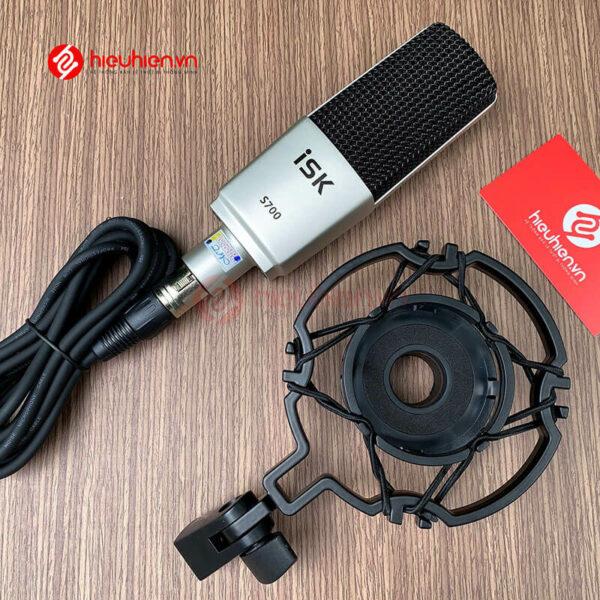 micro thu âm isk s700 mic hát livestream hát karaoke cao cấp - hình 07
