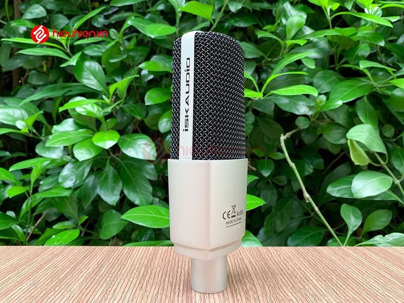 micro thu âm isk s700 mic hát livestream hát karaoke cao cấp - hình 12