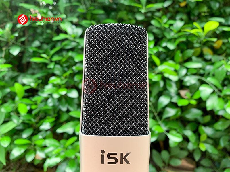 micro thu âm isk s700 mic hát livestream hát karaoke cao cấp - hình 13