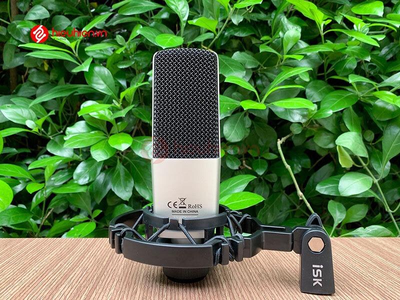 micro thu âm isk s700 mic hát livestream hát karaoke cao cấp - hình 17