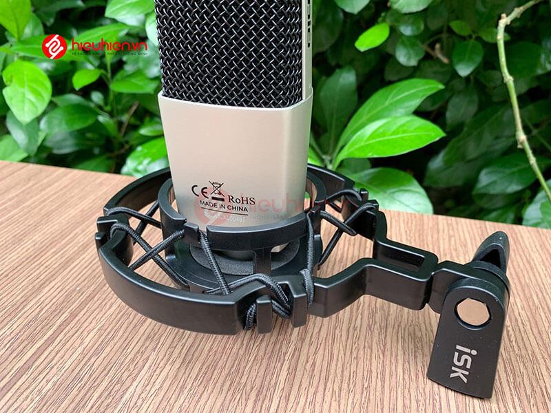 micro thu âm isk s700 mic hát livestream hát karaoke cao cấp - hình 18