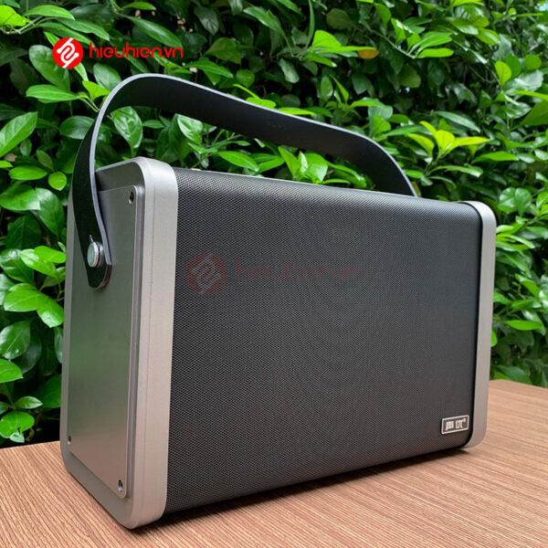 shengyou a7 - loa karaoke di động kèm 2 micro không dây - hình 02
