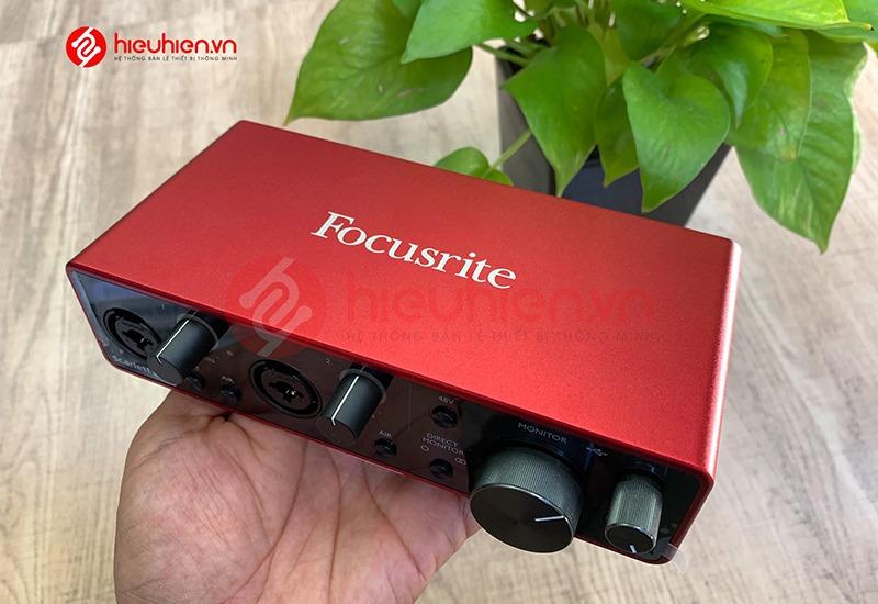 sound card thu âm chuyên nghiệp focusrite scarlett 2i2 - hình 07