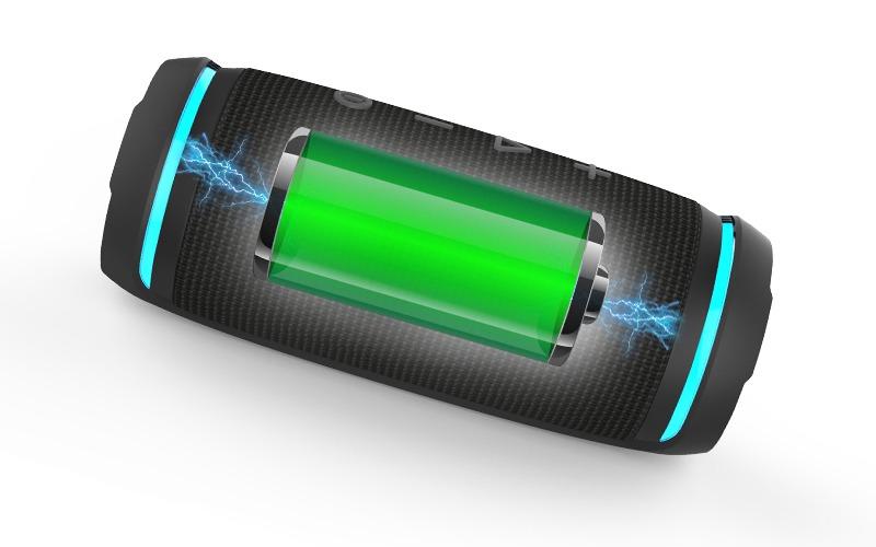 vidsion d3 mini - loa bluetooth nghe nhạc công suất 20w - pin sạc