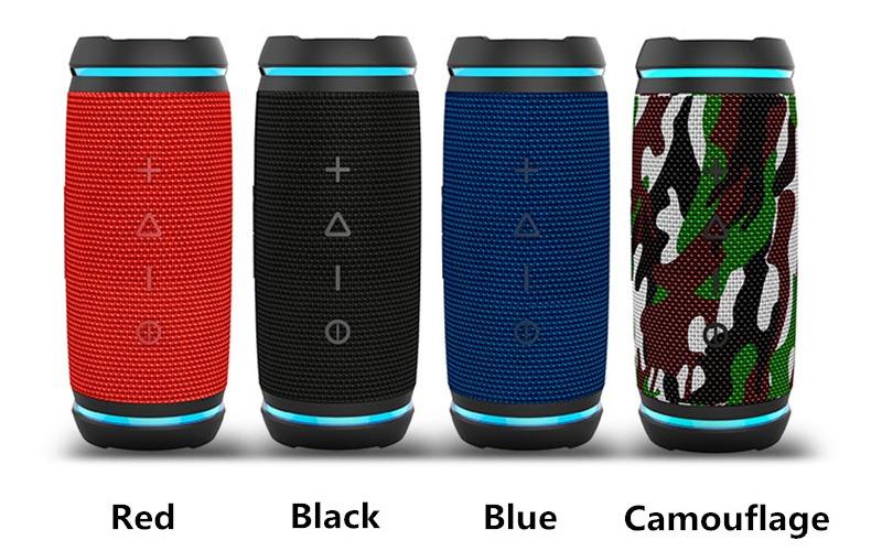 vidsion d3 mini - loa bluetooth nghe nhạc công suất 20w - màu sắc