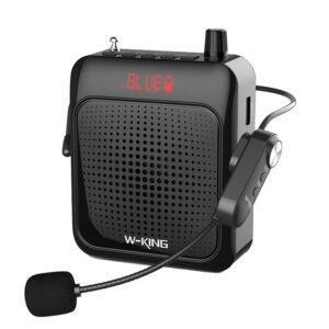 w-king ks13 - loa trợ giảng kèm micro công suất 10w - hình 01