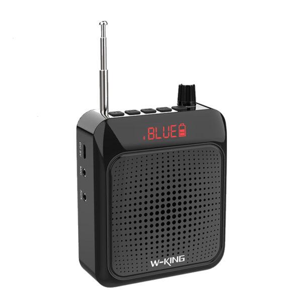w-king ks13 - loa trợ giảng kèm micro công suất 10w - hình 02