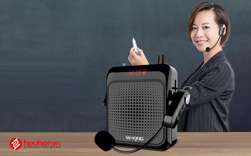 w-king ks13 - loa trợ giảng kèm micro công suất 10w - hình 03