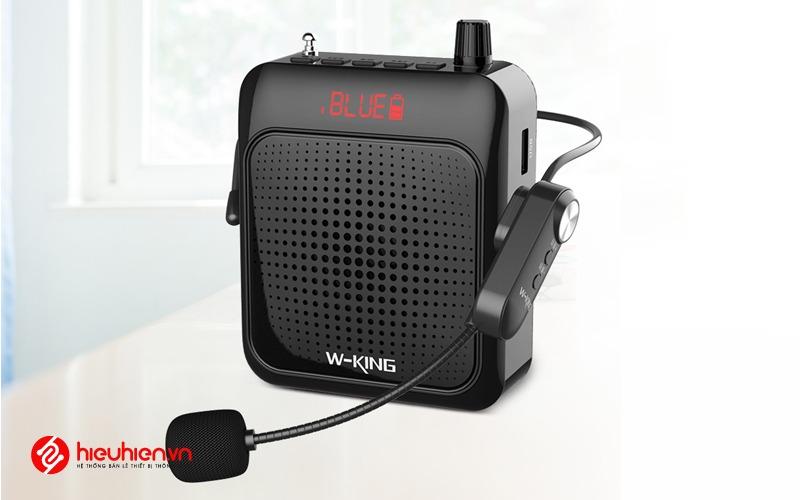 w-king ks13 - loa trợ giảng kèm micro công suất 10w - hình 06