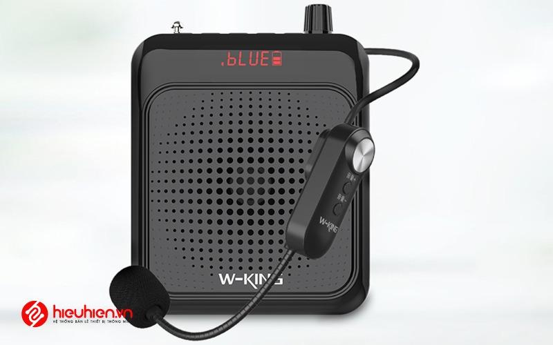 w-king ks13 - loa trợ giảng kèm micro công suất 10w - hình 07