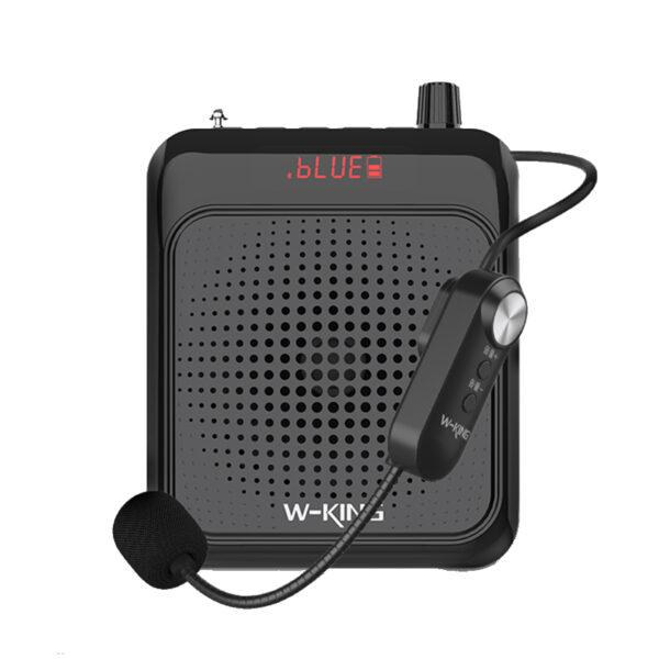 w-king ks13 - loa trợ giảng kèm micro công suất 10w