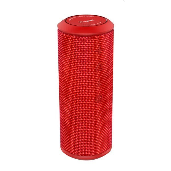 w-king x6s loa bluetooth nghe nhạc công suất 20w - màu đỏ