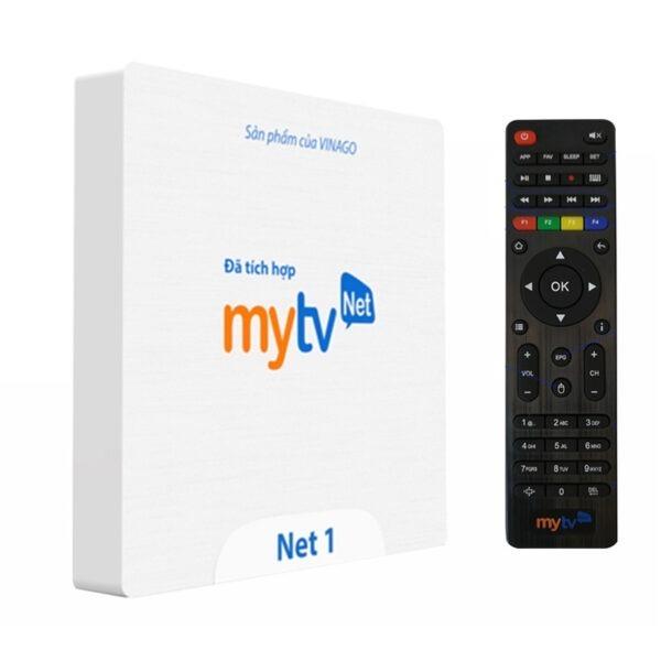 android tv box mytv net 1, phiên bản ram 2gb - xem miễn phí 100 kênh truyền hình bản quyền