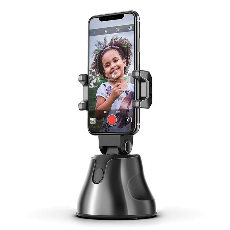 apai genie - giá đỡ điện thoại xoay tự động 360 độ