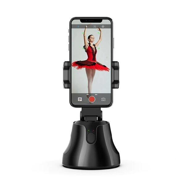 apai genie - giá đỡ điện thoại tự động xoay theo chuyển động 360 độ