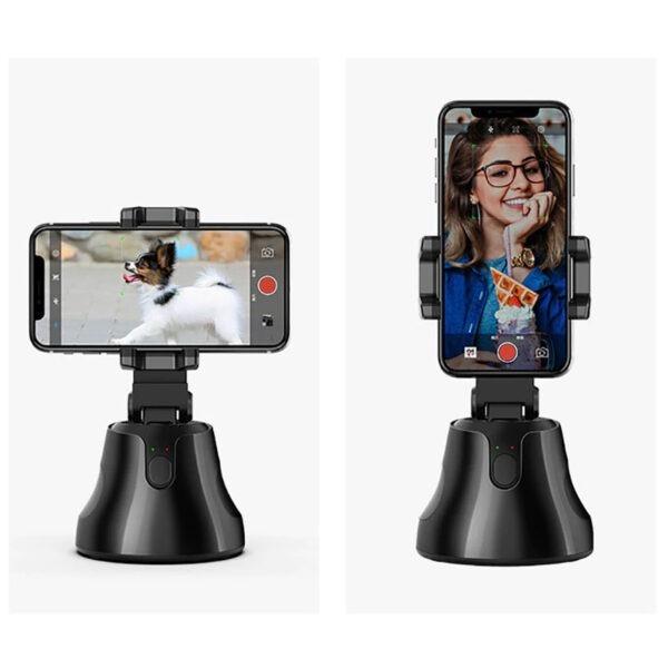 giá đỡ điện thoại xoay tự động 360 độ apai genie giá rẻ