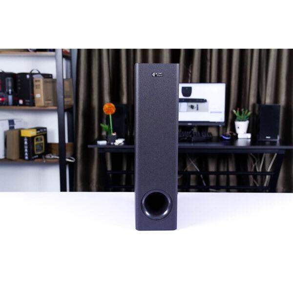 loa soundbar kiwi hk01 - loa siêu trầm 6.5 inch 40w