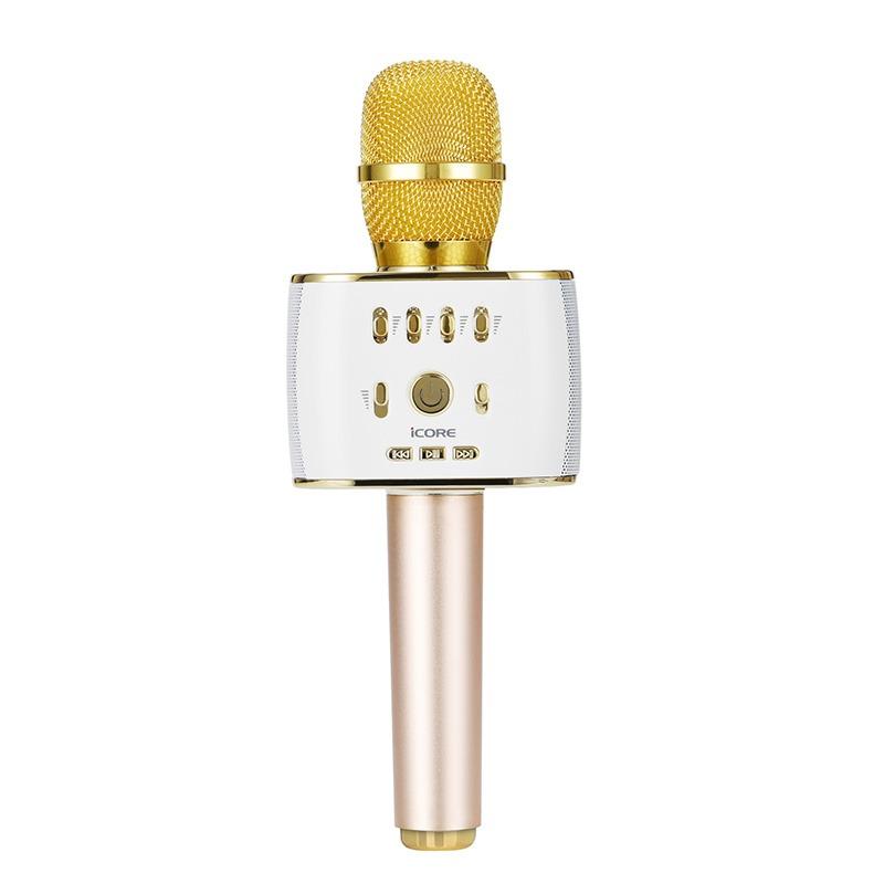 micro karaoke bluetooth icore ic-m9 chính hãng, giá rẻ tại tp hcm