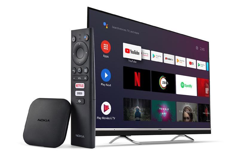 Nokia ra mắt Android TV Box giá rẻ - Nokia Media Streamer