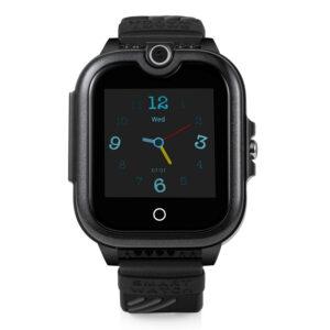 wonlex kt13 - đồng hồ định vị trẻ em nghe gọi video giá rẻ - màu đen