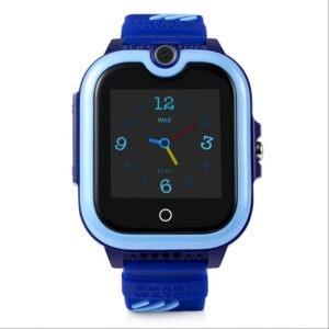 wonlex kt13 - đồng hồ định vị trẻ em nghe gọi video giá rẻ - màu xanh