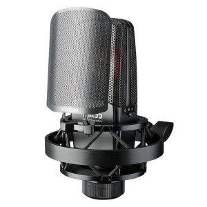 combo micro cao cấp takstar tak55 + Sound card icon upod pro - chuyên thu âm, hát Livestream, karaoke online - hình 01