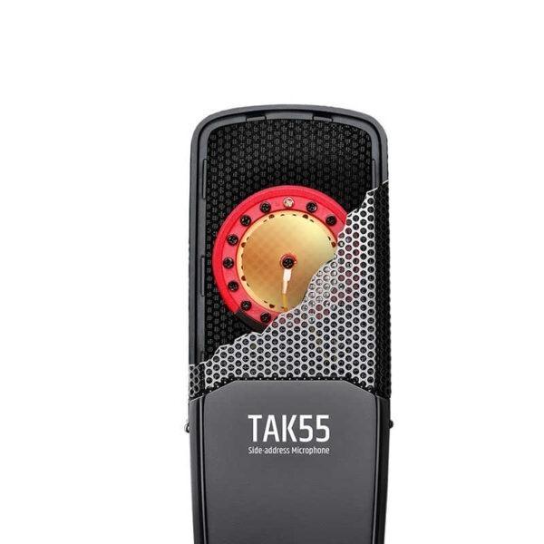 combo micro cao cấp takstar tak55 + Sound card icon upod pro - chuyên thu âm, hát Livestream, karaoke online - hình 02