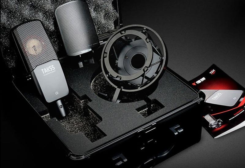 combo micro cao cấp takstar tak55 + Sound card icon upod pro - chuyên thu âm, hát Livestream, karaoke online - hình 08
