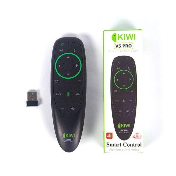 chuột bay điều khiển giọng nói kiwi v5 pro - full box