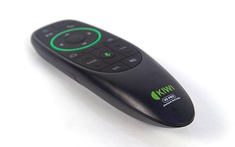 chuột bay kiwi v5 pro tìm kiếm bằng giọng nói cho android tv box tại tp hcm