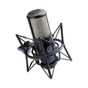 trọn bộ combo micro thu âm akg p220 + sound card icon upod pro bao gồm đầy đủ phụ kiện - hình 01