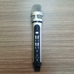 micro hát karaoke trên ô tô xe hơi dachuan ash9, kết nối fm và bluetooth
