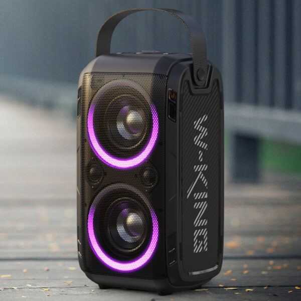loa karaoke w-king t9 - thiết kế sang trọng, bắt mắt