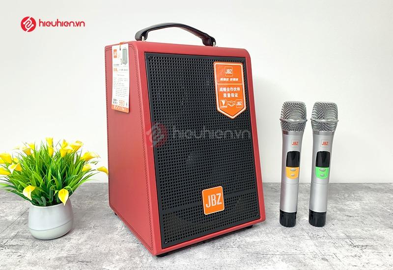 Loa Karaoke Di Động Xách Tay JBZ 0815 - Công Xuất 100W