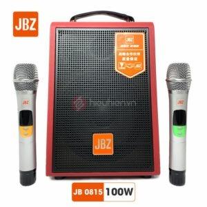Loa Karaoke Bluetooth Xách Tay JBZ 0815 - Công Xuất 100W