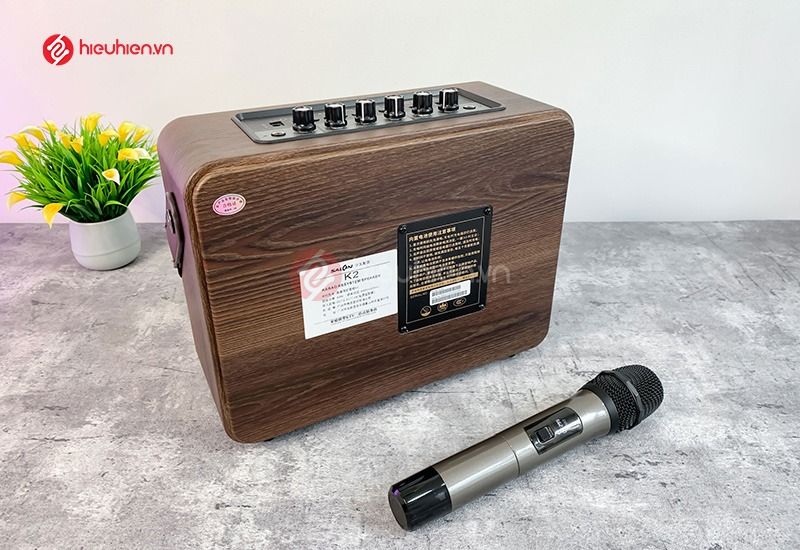 Loa Karaoke Xách Tay SALON K2