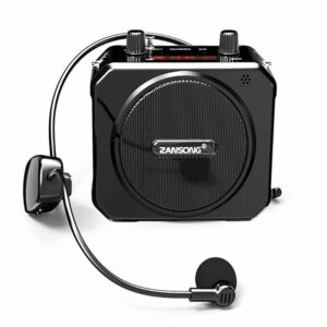 Máy trợ giảng Zansong M80 – Loa Trợ Giảng Bluetooth, Công Suất 15W