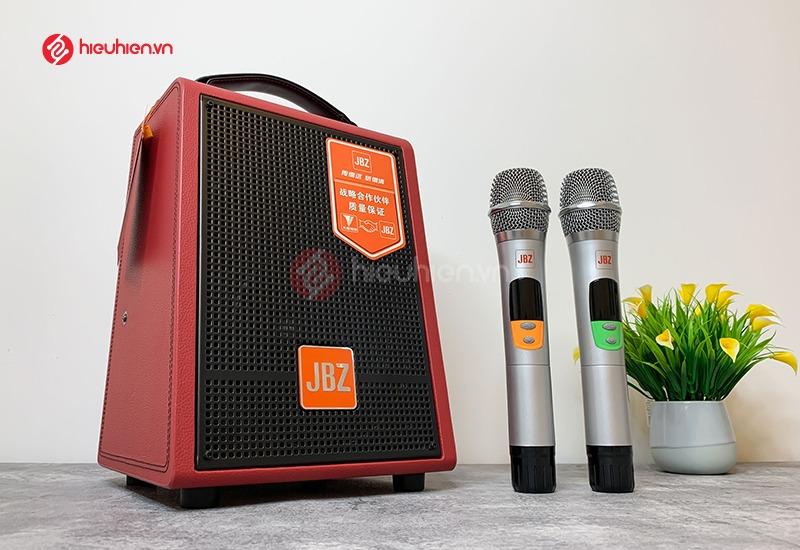 top 10 loa karaoke giá rẻ hay và tốt nhất hiện nay - loa jbz 0615