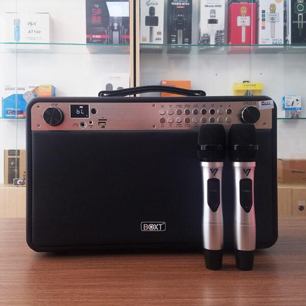boxt q9s loa kéo karaoke di động chính hãng - thiết kế sang trọng